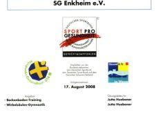 PlusPunkt-Urkunde-Hübener