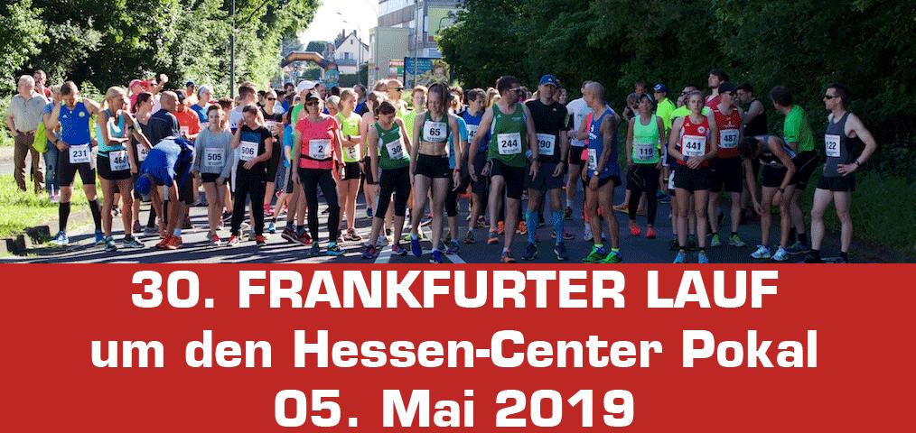 Frankfurter Lauf am 05. Mai 2019