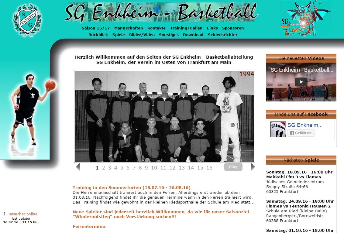 SGE Basketball